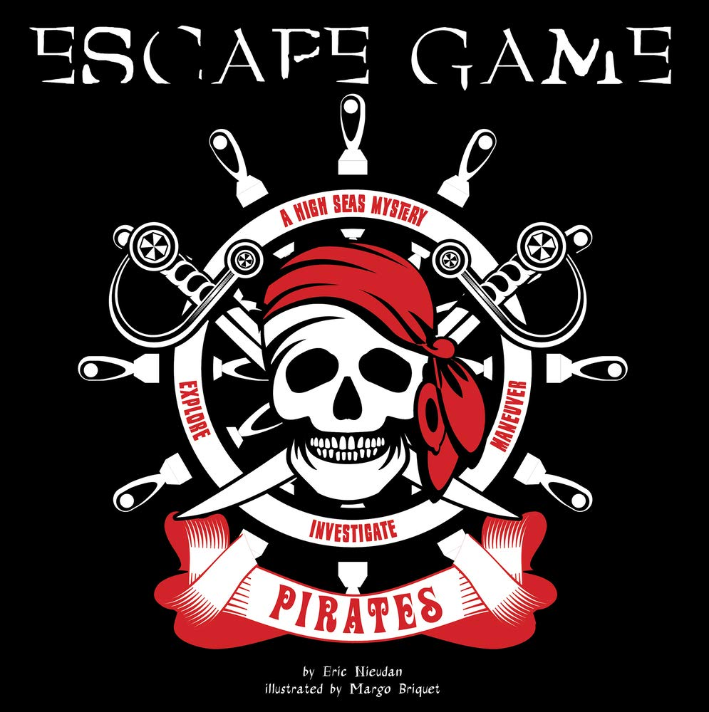 Pirates Escape Game: A High Seas Mystery