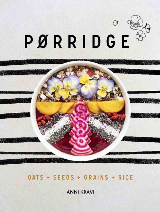 Porridge: Oats + Seeds + Grains + Rice