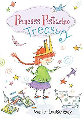 Princess Pistachio Treasury