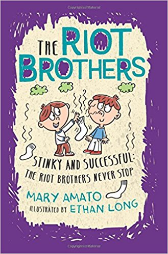 Stinky and Successful: The Riot Brothers Never Stop