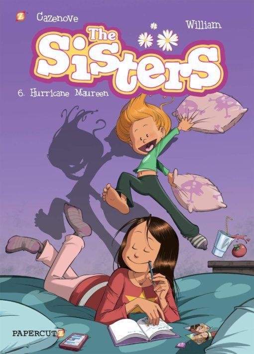 The Sisters, Volume 6: Hurricane Maureen
