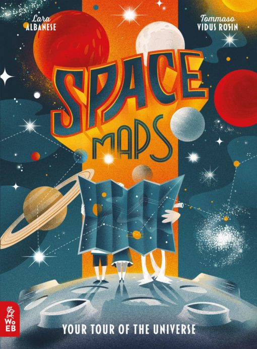 Space Maps: Your Tour of the Universe