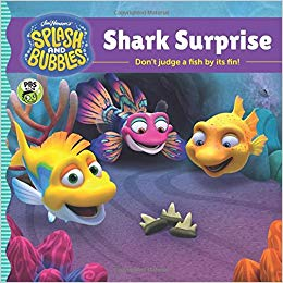 Splash and Bubbles: Shark Surprise