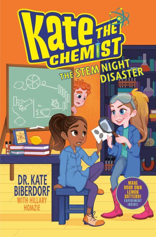 The STEM Night Disaster (Kate the Chemist)