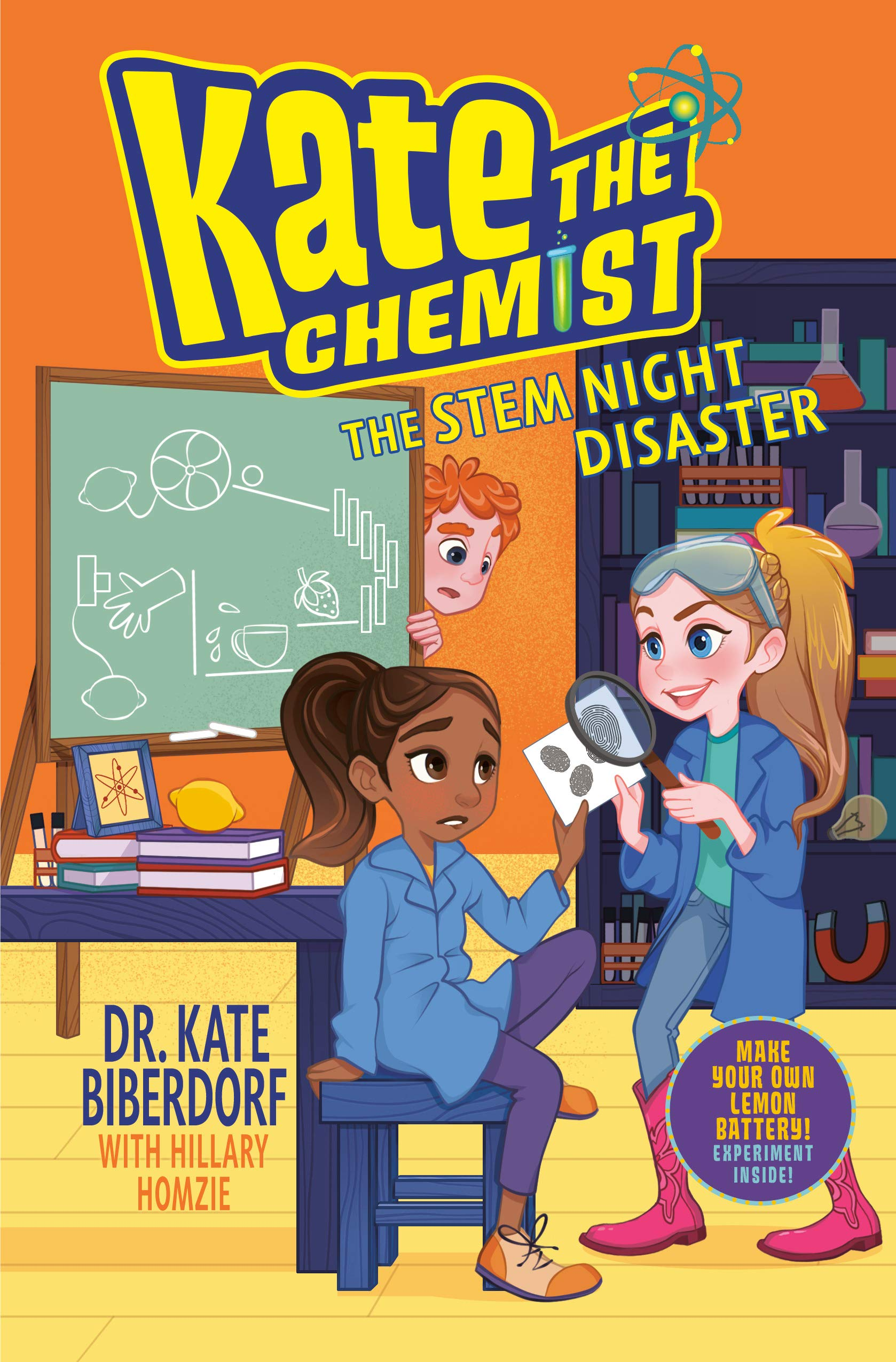 The STEM Night Disaster (Kate the Chemist)
