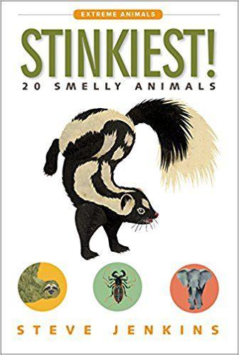 Stinkiest!: 20 Smelly Animals