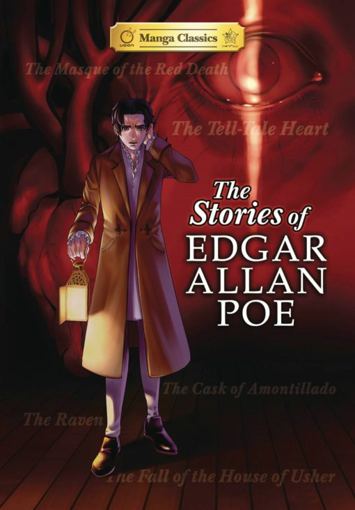 The Stories of Edgar Allen Poe: Manga Classics