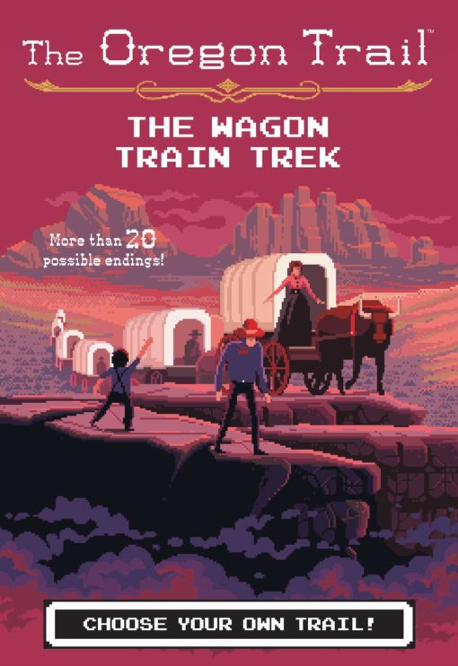 The Wagon Train Trek (The Oregon Trail)