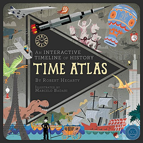Time Atlas: An Interactive Timeline of History