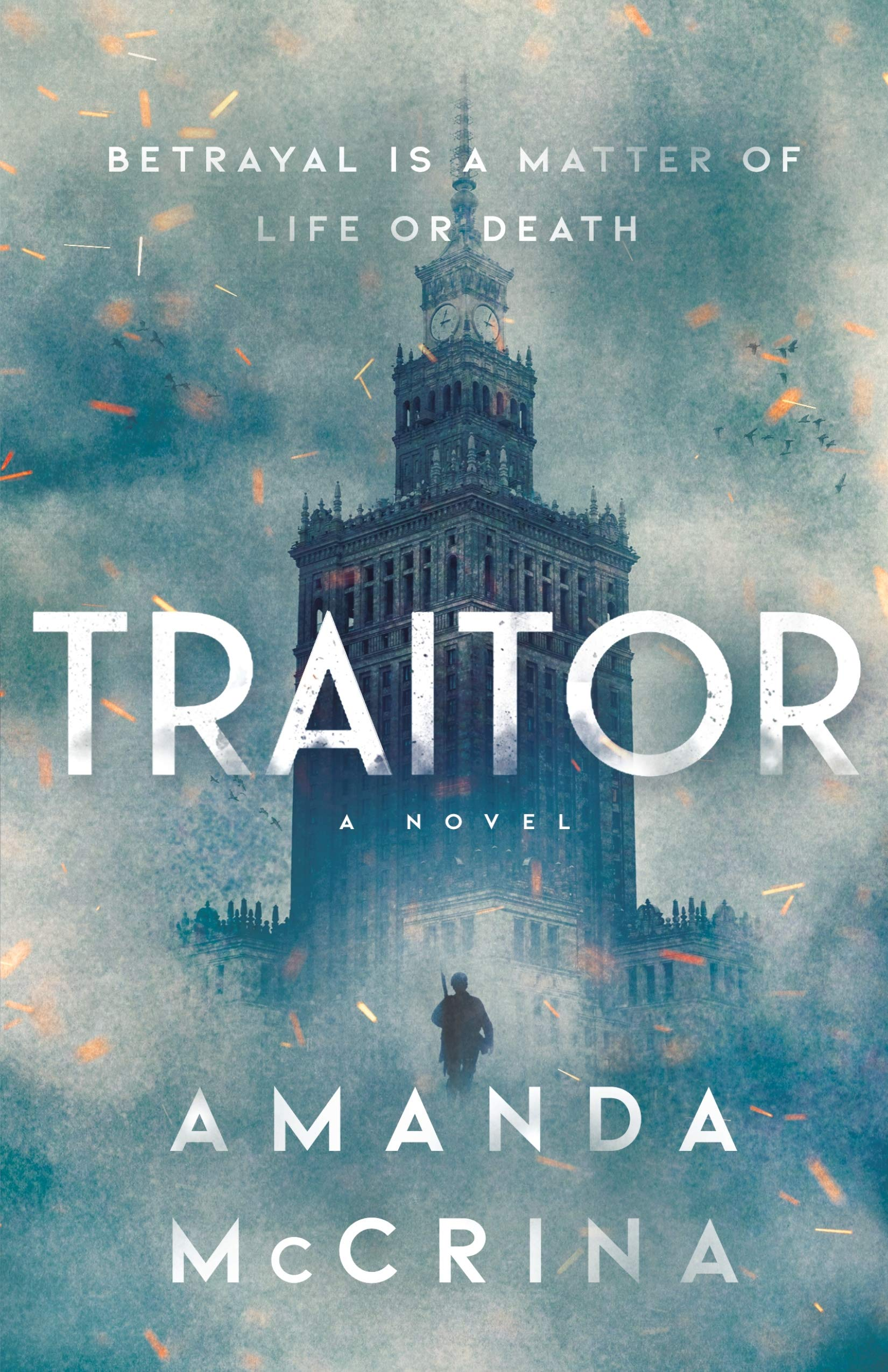 Traitor: A Novel