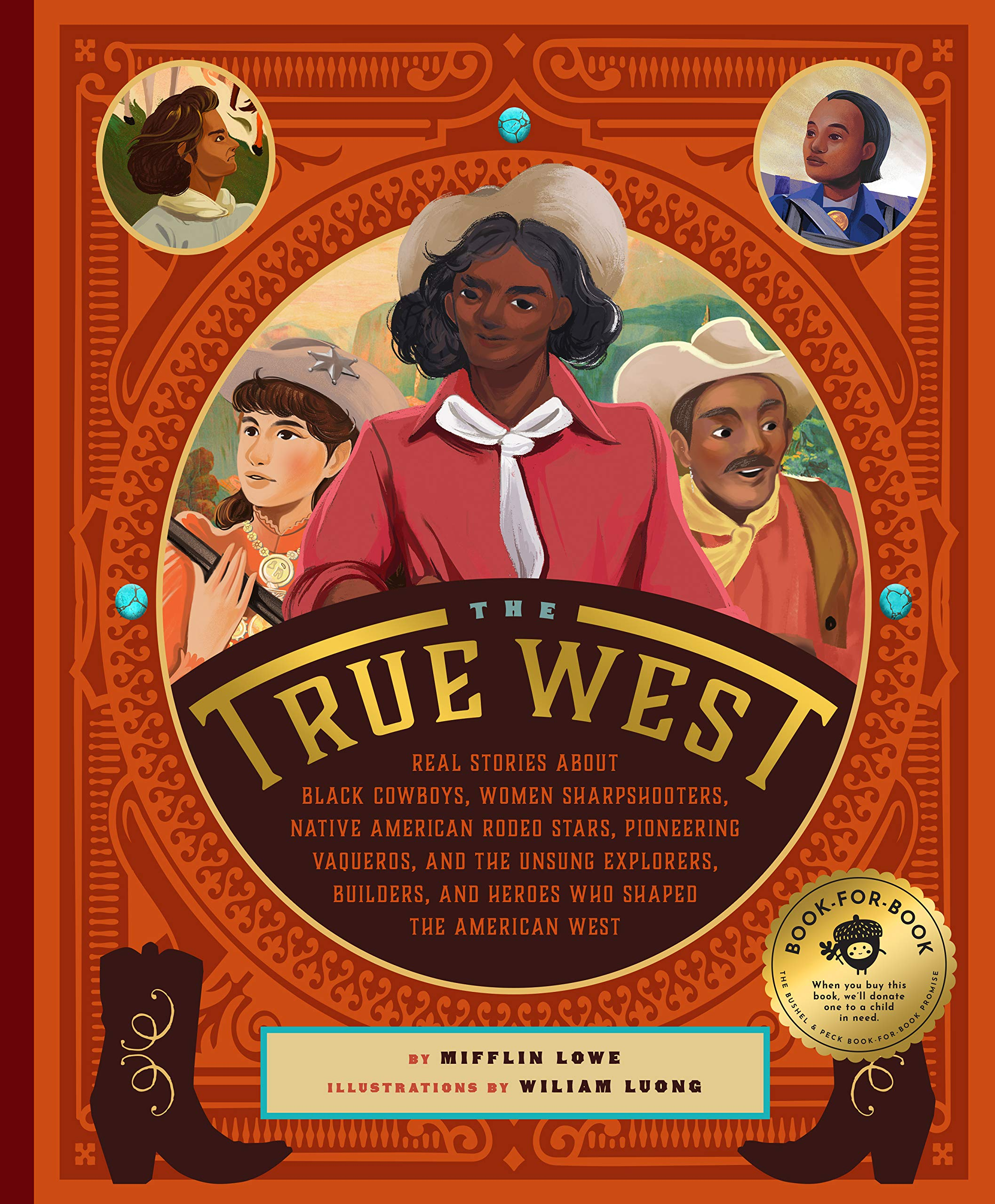 The True West: Real Stories About...