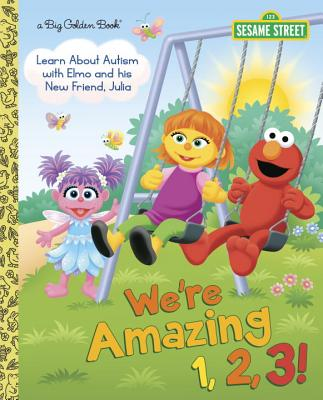 We're Amazing 1,2,3! A Story About Friendship and Autism